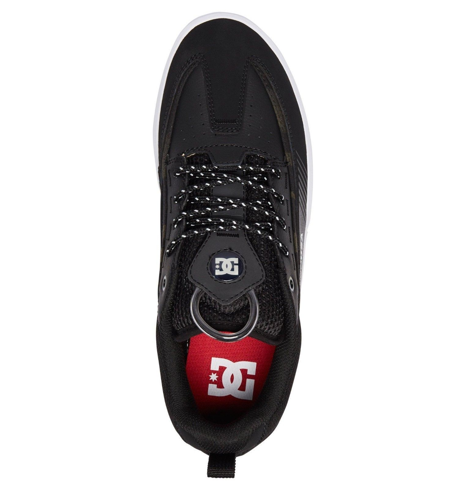 d064dad9893f DC SHOES MENS TRAINERS.NEW LEGACY 98 SLIM SE LEATHER SKATE SPORTS SHOES 8W  47 BL